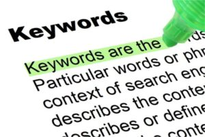 Advanced Guide to Free SEO - Keywords